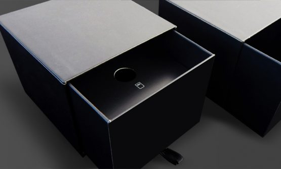 Drawer rigid box