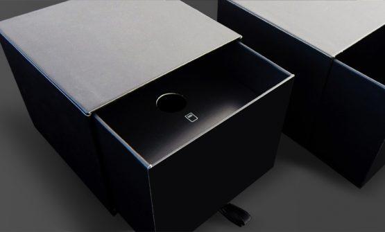 Drawer rigid box